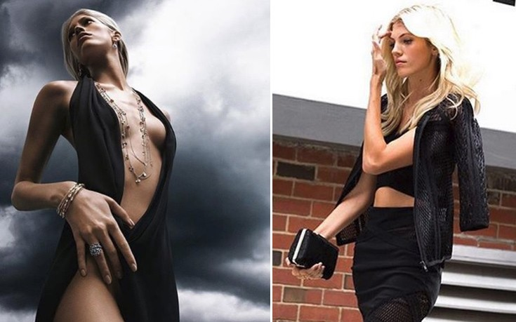 Το μέλλον ανήκει στην πανέμορφη Devon Windsor
