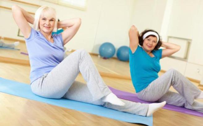 Η άσκηση ασπίδα προστασίας για την καρδιά μας