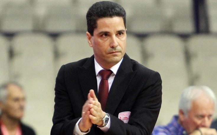 Σφαιρόπουλος: Θα συμπληρώνει τους υπόλοιπους ο Όντομ