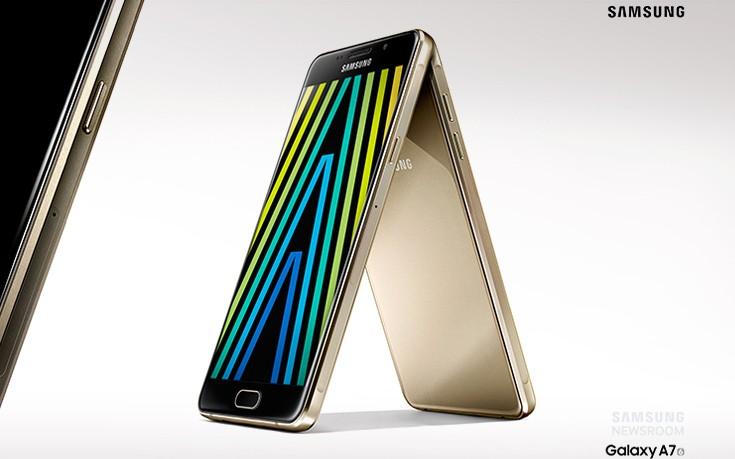 Τα νέα Galaxy A με premium σχεδιασμό ανακοίνωσε η Samsung