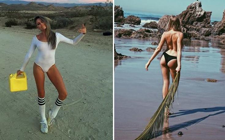 Το κορίτσι που ταράζει τα νερά του Λος Άντζελες