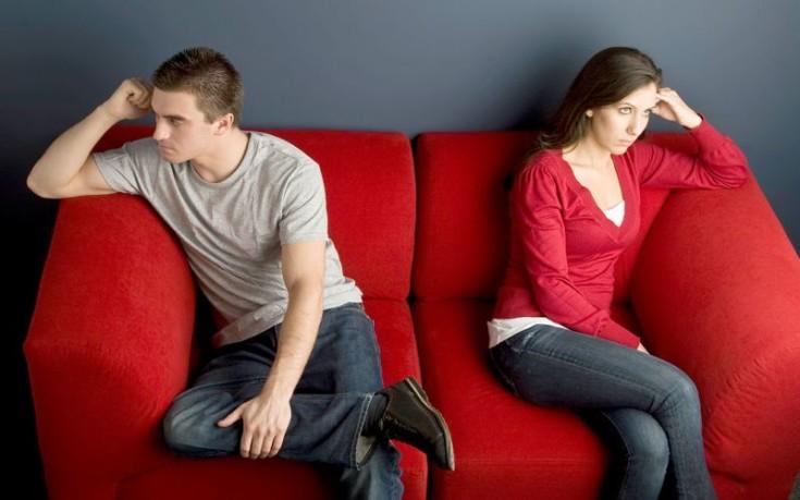 Γιατί πρέπει να νιώθετε ανακούφιση όταν χωρίζετε