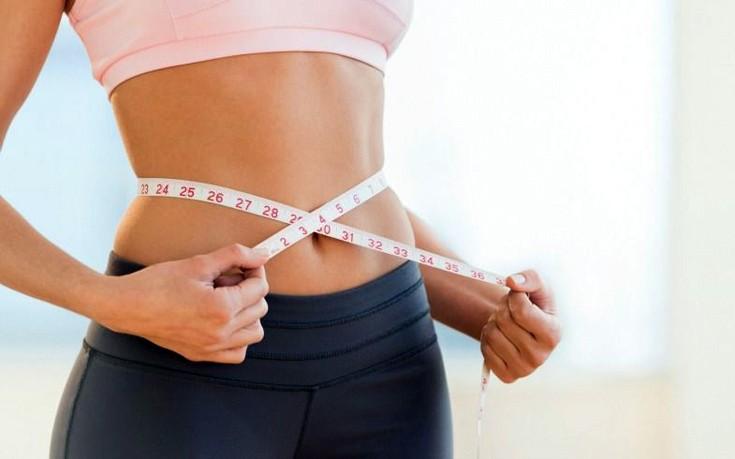 Η άσκηση δεν είναι το μοναδικό μυστικό για να χάσετε κιλά
