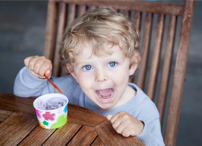 Τα γλυκά στη διατροφή ενός παιδιού