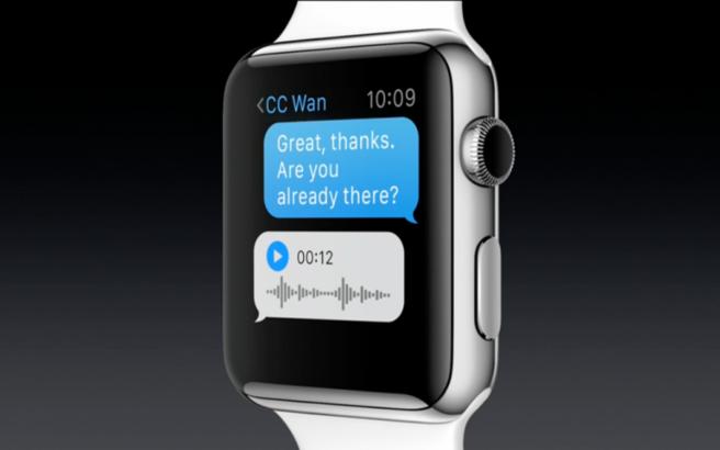 Τις επόμενες εβδομάδες η δοκιμαστική περίοδος του επόμενου Apple Watch