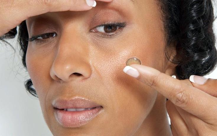Δυνατότητες οθόνης στους… φακούς επαφής