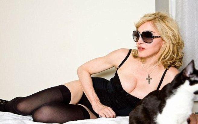 Η Μαντόνα αναπολεί τα χρόνια της αθωότητας