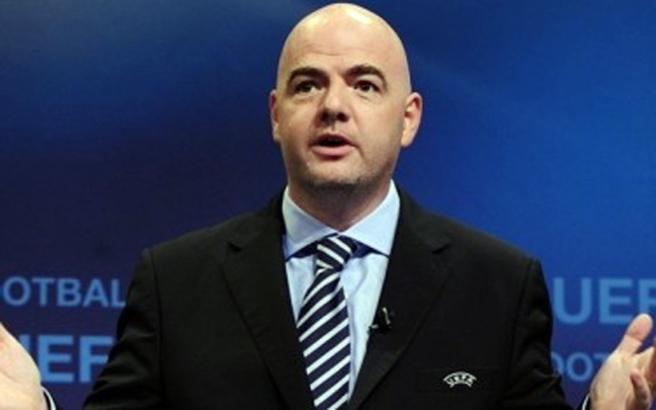 Νέος πρόεδρος της FIFA o Τζιάνι Ινφαντίνο