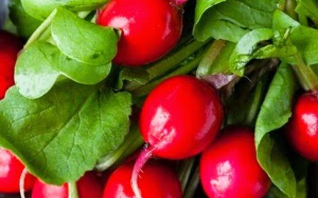 Ραπανάκι και καρότο για λιπαρό δέρμα