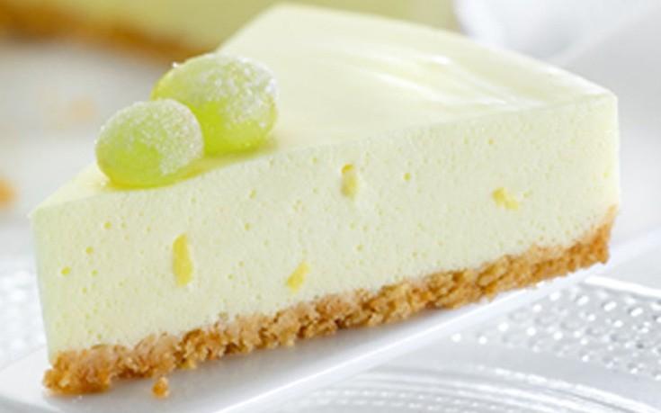 Cheesecake με λάιμ