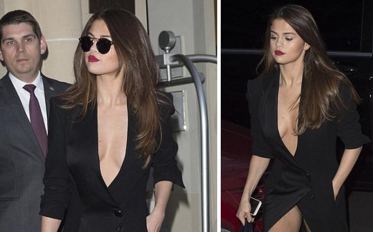 «Μυστήριο» με τα εσώρουχα της Selena Gomez