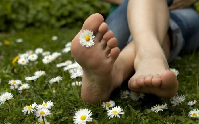Αντιμετωπίστε την κακοσμία των ποδιών