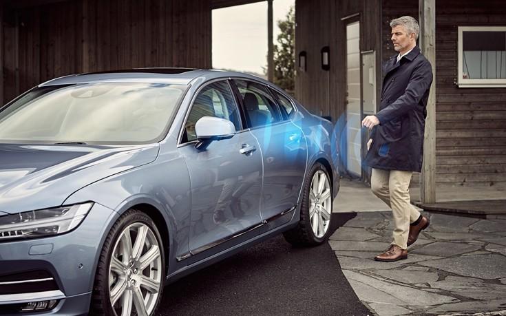 Αυτοκίνητα με ψηφιακό κλειδί