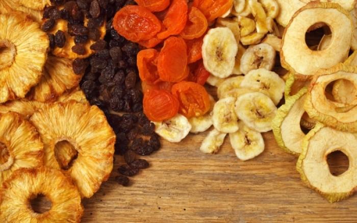 Βάλε στη ζωή σου τα αποξηραμένα φρούτα