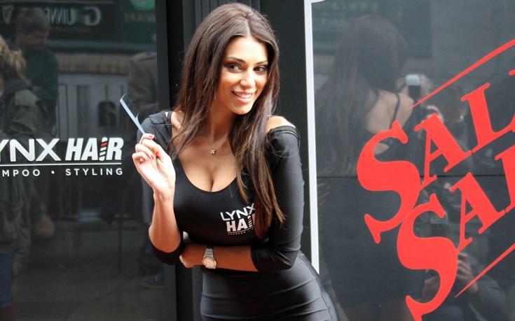 Η Georgia Salpa είναι ένα προικισμένο κορίτσι