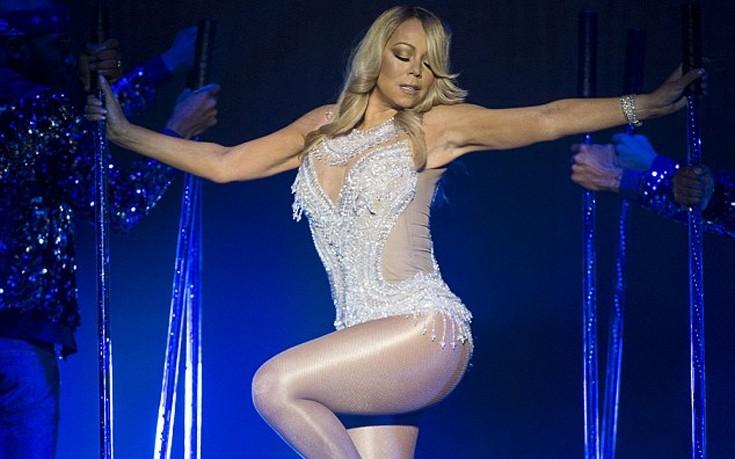 Ο σέξι χορός της Mariah Carey