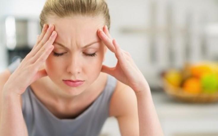 Πέντε γιατροσόφια για τον πονοκέφαλο