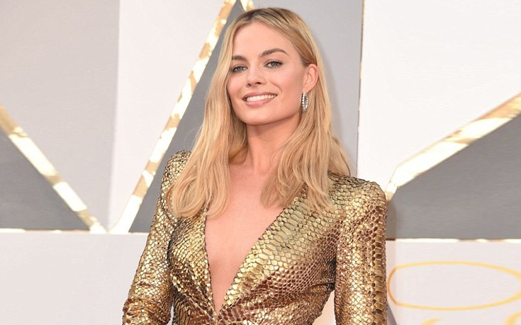 Το χρυσό φόρεμα της Margot Robbie