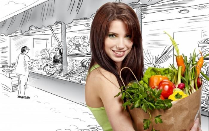 Υγιεινή διατροφή: Τι προσέχουν οι Έλληνες καταναλωτές