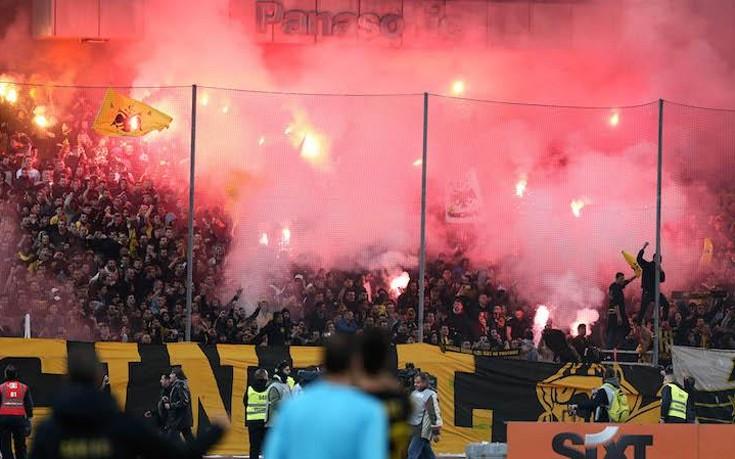 Χωρίς οπαδούς η ΑΕΚ στην Τρίπολη με Αστέρα