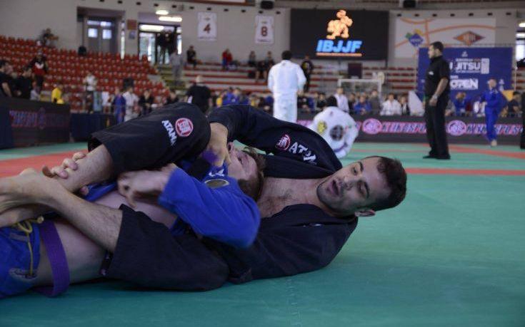 Έλληνες αθλητές σάρωσαν τα μετάλλια σε πρωτάθλημα Ζίου Ζίτσου και NO GI