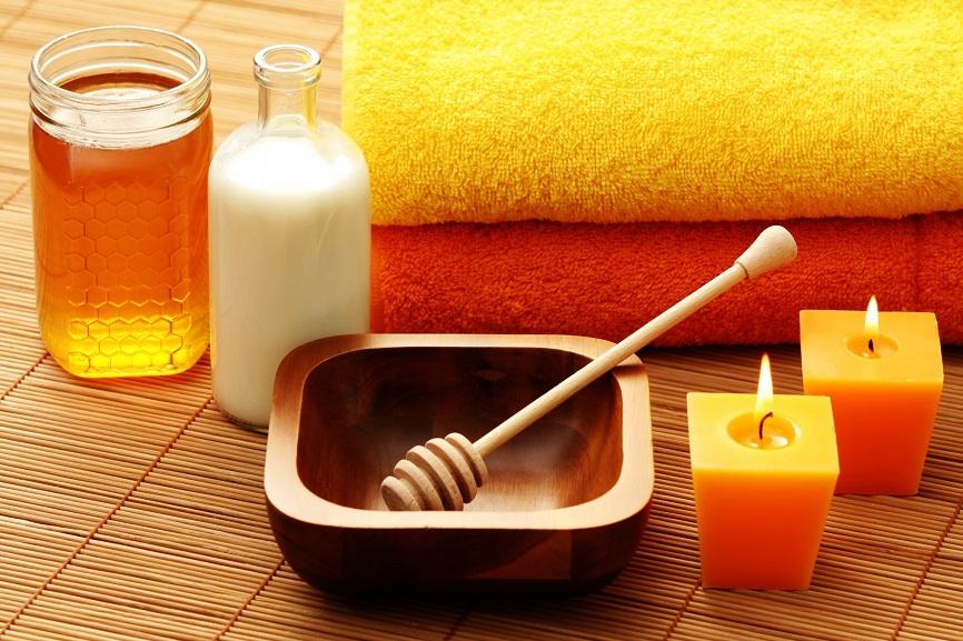 Ζάχαρη,μέλι και κανέλα για να λάμψη η επιδερμίδα σας!