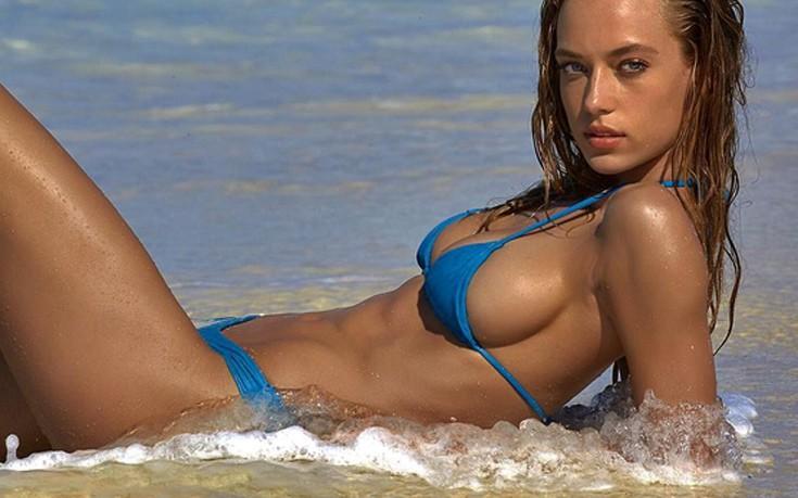 Η αποκάλυψη του Sports Illustrated λέγεται Hannah Ferguson