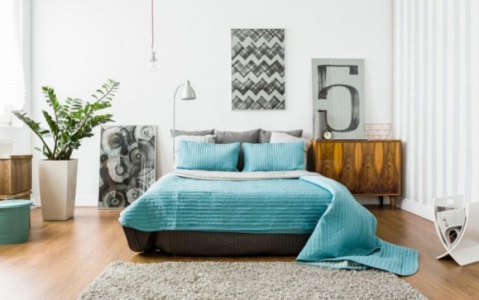 Πώς να διαμορφώσετε την κρεβατοκάμαρά σας για καλύτερο ύπνο (γράφημα)