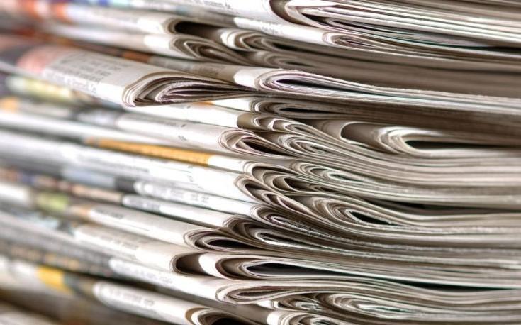 Εφημερίδες για να διώξετε το σκόρο