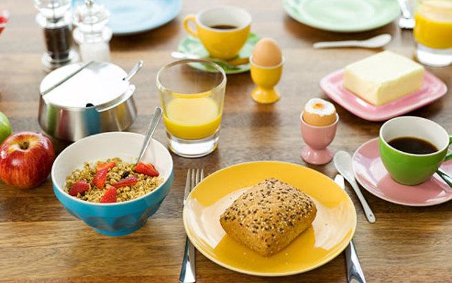 Η κατανάλωση πρωινού σχετίζεται με περισσότερη άσκηση