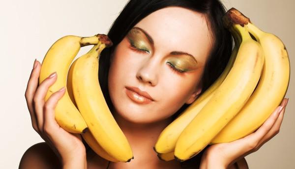 Μάσκα με μπανάνα για ξηροδερμία