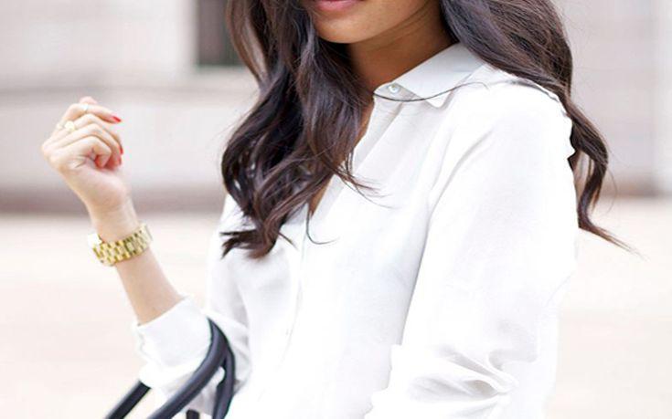 Πώς να αφαιρέσετε τους λεκέδες από ιδρώτα από τα άσπρα πουκάμισα