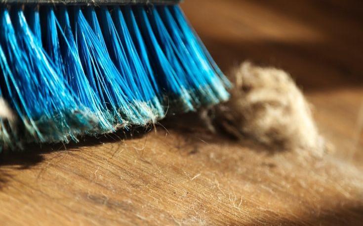 Πώς να περιορίσετε τη σκόνη στο σπίτι σας