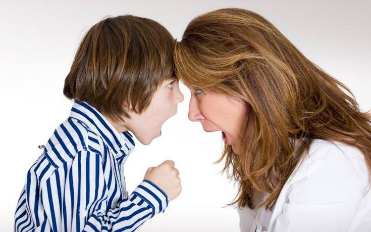 Πώς να σταματήσετε να φωνάζετε στα παιδιά σας