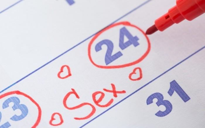 Σεξ με πρόγραμμα: Τα υπέρ και τα κατά