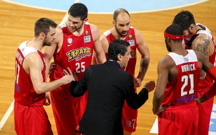 Σφαιρόπουλος: Απλά το 1-0, θα είναι διαφορετική η ΑΕΚ