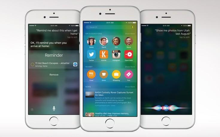 Η αλλαγή που φέρνει η νέα αναβάθμιση του iOS