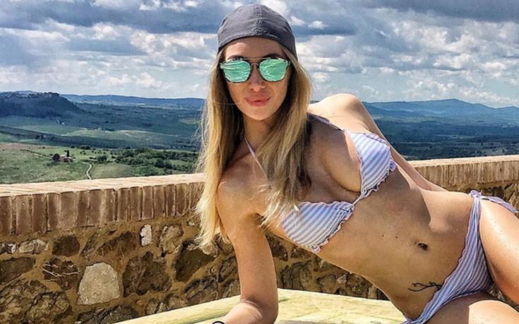 Η σέξι ιταλίδα Laura Cremaschi
