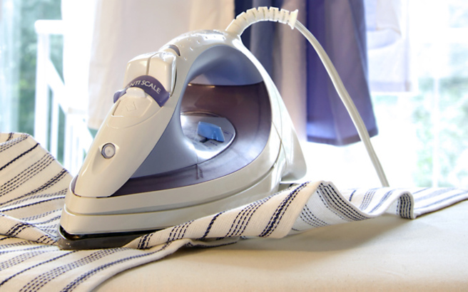 Ο σωστός τρόπος να καθαρίζετε το σίδερο