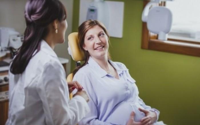 Ποιες οδοντιατρικές πράξεις μπορούν να γίνονται κατά τη διάρκεια της εγκυμοσύνης