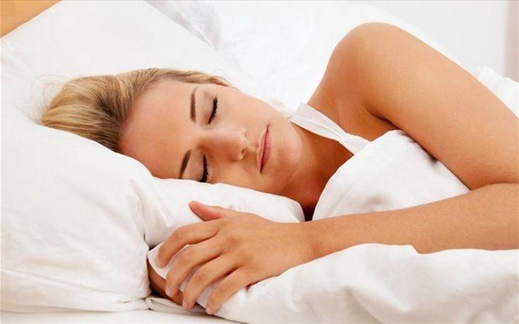 Πρόσληψη πρωτεΐνης και ύπνος