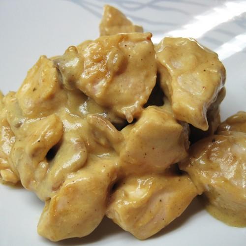 Αρωματικά φιλετάκια κοτόπουλο με κονιάκ, μουστάρδα και μέλι