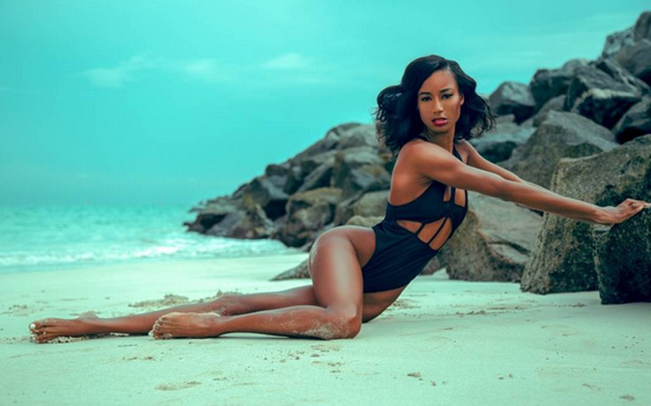 Η «νέα Ναόμι Κάμπελ», Jazzma Kendrick