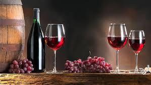 Κόκκινο κρασί για τις ρυτίδες!