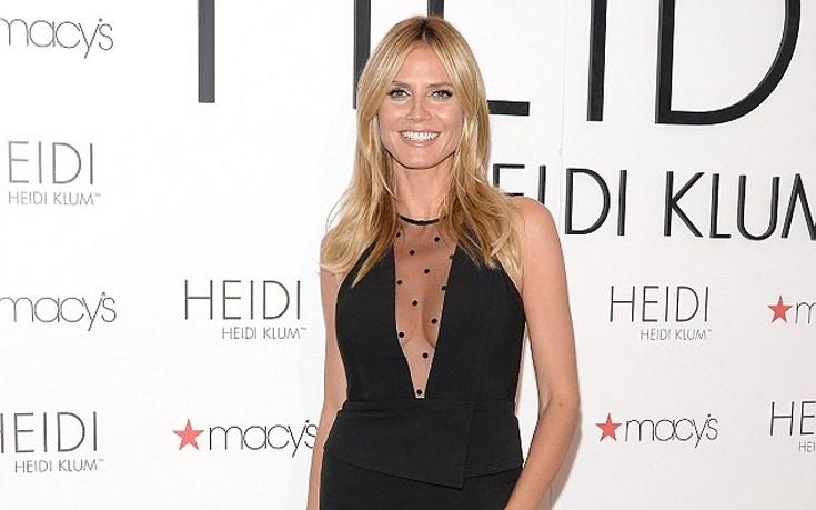 Κόλαση τα ατελείωτα πόδια της Heidi Klum