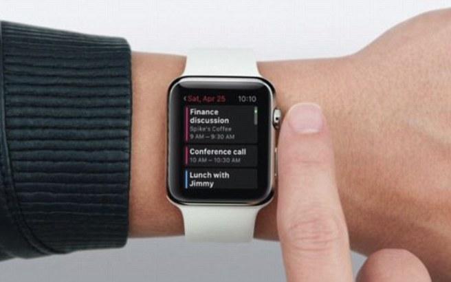 Με GPS αναμένεται το Apple Watch 2