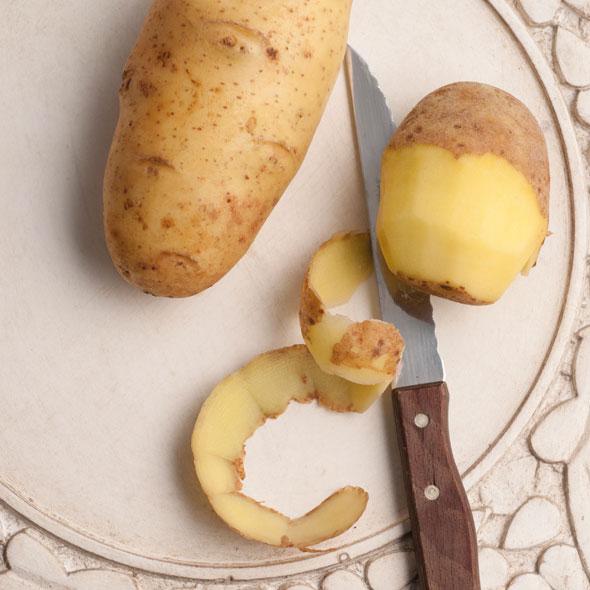 Πατάτα και μαϊντανός για βαθιά ενυδάτωση της επιδερμίδας