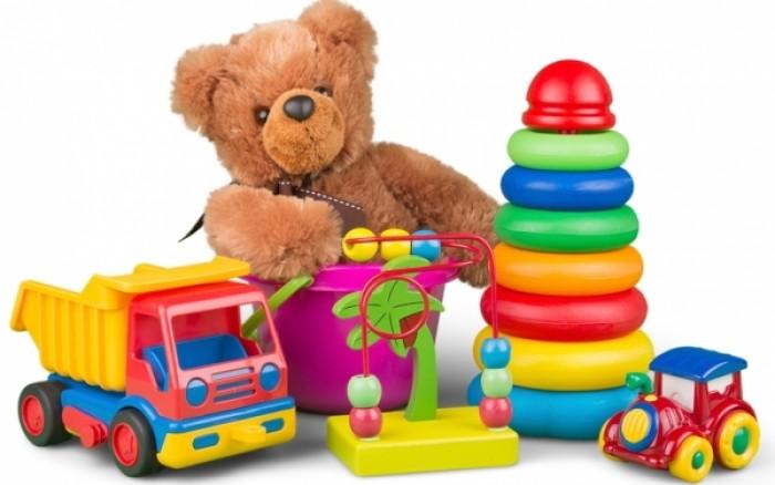 Πλαστικά παιχνίδια: Πότε απειλούν την υγεία των παιδιών