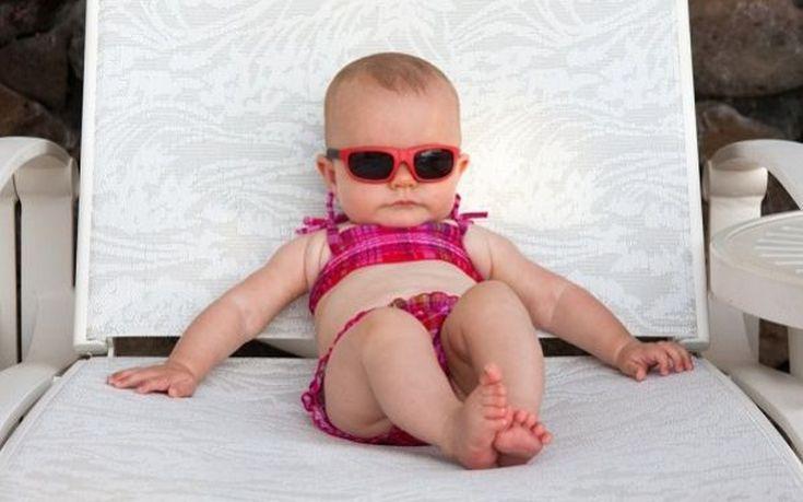 Προστατέψετε το μωρό σας το καλοκαίρι