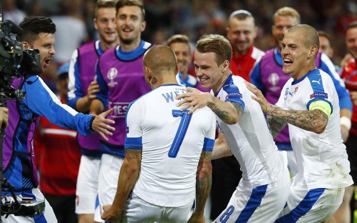 Σπουδαίο βήμα πρόκρισης για τη Σλοβακία
